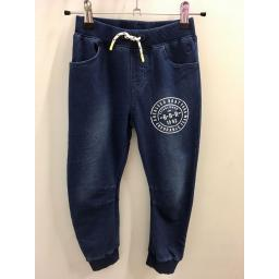 JOULES 'GBR ENDURANCE TEAM' JOGGERS, DENIM