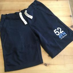 MENS SOFT COTTON SHORTS, DARK NAVY