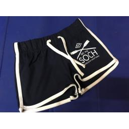 KIDS JERSEY SHORTS, NAVY