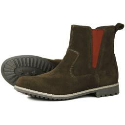 Orca Bay, Cotswold - Brown Suede