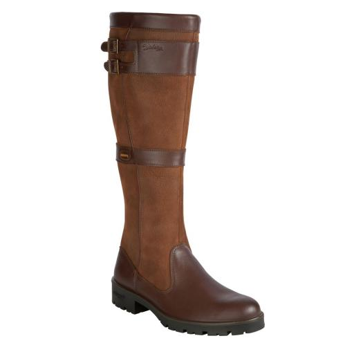 Dubarry Longford Country Boot, Walnut