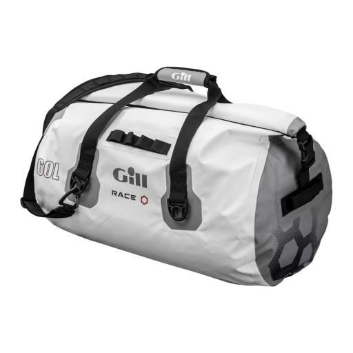 GILL RS14 RACE TEAM BAG, 60LTR, WHITE