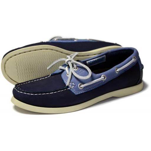 Orca Bay, Sandusky Deck shoe - available in 5 colours.