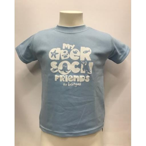 'My Abersoch Friends' Baby T-shirt