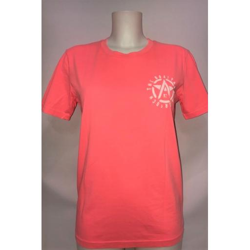 Mens Fluorecent 'Flying A' T-Shirt