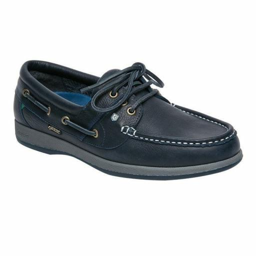 Dubarry Mariner Deck Shoe, Navy