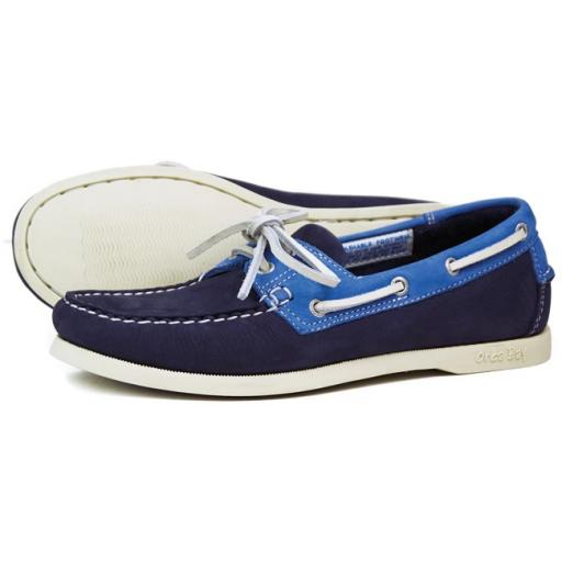Orca Bay, Sandusky Deck shoe - available in 4 colours.
