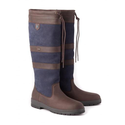 Dubarry Galway Country Boot, Navy