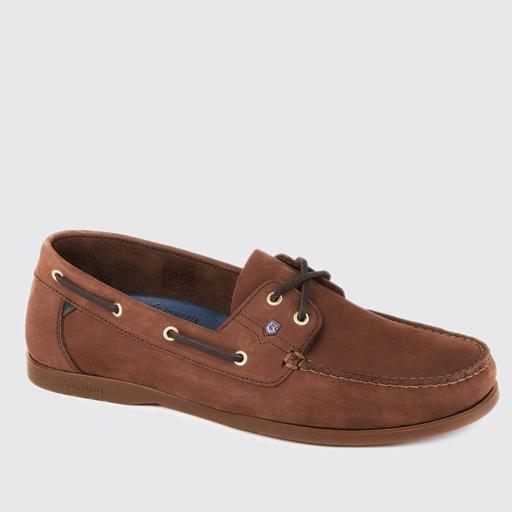 Dubarry Port Deck Shoes, Cafe