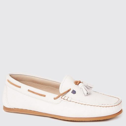 Dubarry Jamaica, Sail White