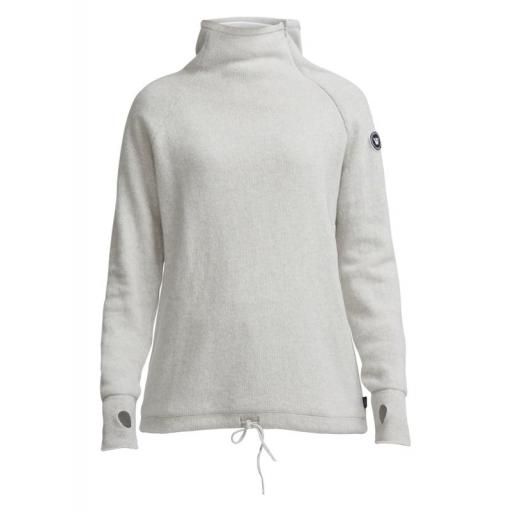 Holebrook Martina Knitted Windproof, Light Grey