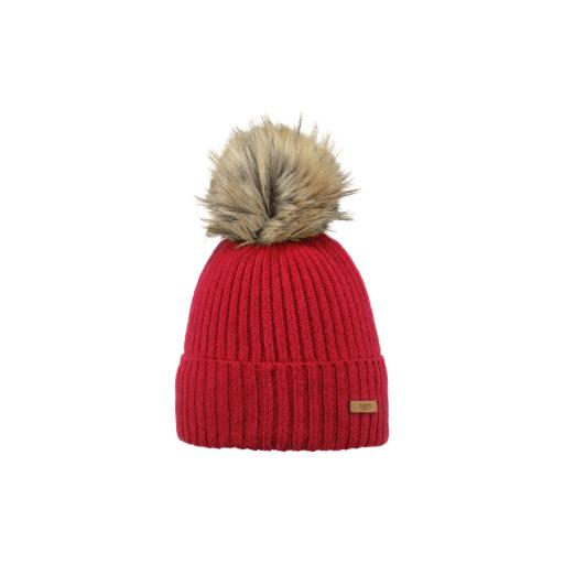 Barts Augusti Beanie, Red