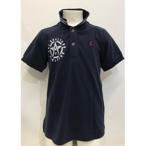 Joules Co-ordinates design Polo, Navy