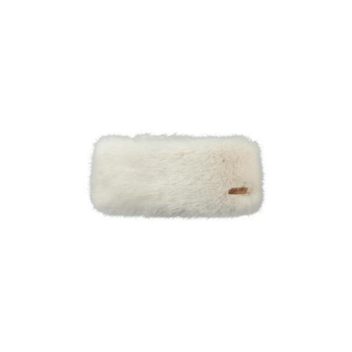 Barts Fur Headband, White