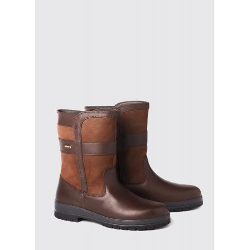 Dubarry Roscommon Country Boot, Walnut