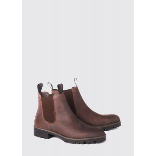 Dubarry Antrim Counry Boot, Old Rum