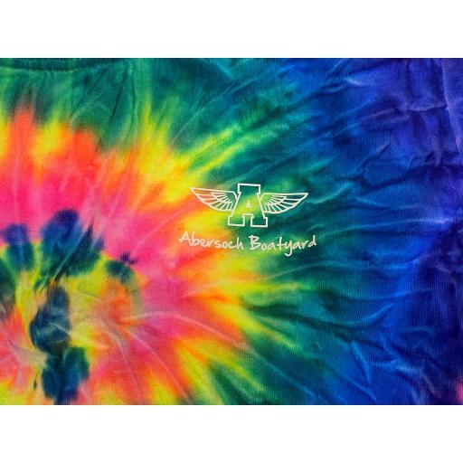 Kids Tydie T-shirt, Multi Colour