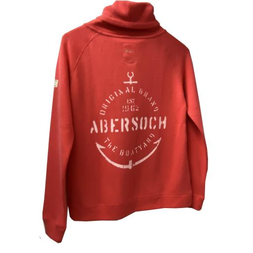 Anchor Design Joules Jumper, Over-sized Collar, Poppy